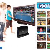 Consola de jocuri gen Nintendo Wii, Lexibook JG7400, wireless, 60 jocuri
