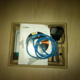 Router D-link DI-524 la cutie cu toate accesoriile!