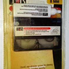 Caseta video de 8mm pentru curatare - Aparat Filmat