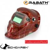 Masca sudura - Masca de sudura automata RABATH RED SPIDER | Produs second hand