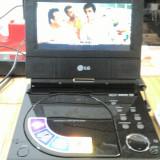DVD Playere LG, DivX - DVD Player Portabil LG DP271