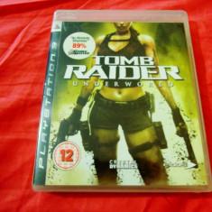 Joc Tomb Raider Underworld, PS3, original, alte sute de jocuri! - Jocuri PS3 Eidos, Actiune, 12+, Single player