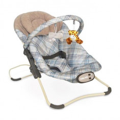 Balansoar Electric Copii Baby Mix Lcp Br245 002 Latte - Leagan