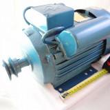 Motor electric - Motor 2.2kw Monofazat Bobinaj Aluminiu Nou Garantie 12 luni