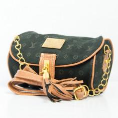 Geanta Dama Louis Vuitton, Geanta de umar, Bumbac - Geanta / Poseta tip butoi de umar Louis Vuitton LV - Cadou Surpriza