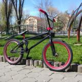 Bicicleta BMX Wtp, 21 inch, 20 inch, Numar viteze: 1 - BMX WeThePeople Trust