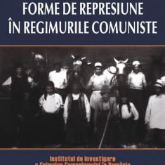 Istorie - Cosmin Budeanca - Forme de represiune in regimurile comuniste - 547561