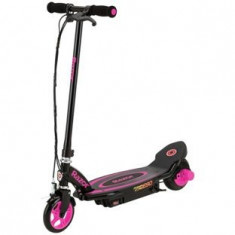 Trotineta copii - Trotineta electrica Razor Power Core E90, roz