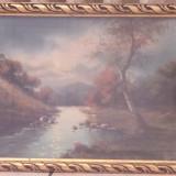 Tablou, Peisaje, Grisaille, Altul - NICOLAE POPOVICI