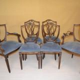 Set 2 fotolii si 4 scaune - Mobilier