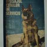 Dresajul cainilor de serviciu - Stoenescu - ciinilor dresaj caini ciini cainelui