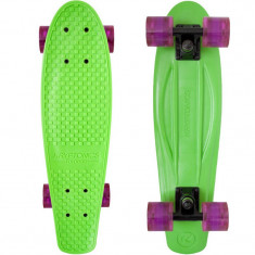 "Skateboard - Cruiser Kryptonics Torpedo Green 22""/56cm"