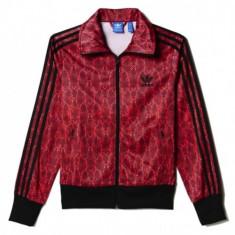 BLUZA ADIDAS FIREBIRD TT COD AJ8427 - Bluza dama Adidas, Marime: 32, 34, 36, Culoare: Rosu