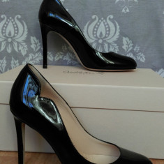 Pantofi dama - Pantofi MUSETTE piele lacuita, marimea 35