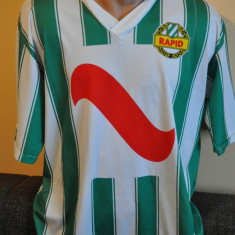 Tricou echipa fotbal, Nationala, Brazilia, Maneca scurta - Tricou de colectie Ivanov - Rapid Vienna (Rapid Wien). Trifon Ivanov