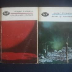 EUGEN IONESCU - TEATRU 2 volume - Carte Teatru