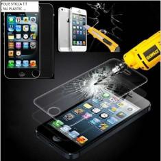 Folie de protectie, Anti zgariere - Folie sticla Wiko Pulp 4G protectie ecran antisoc securizata