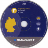 Software GPS - CD Navigatie GPS - Blaupunkt TravelPilot DX - Germania (2006)