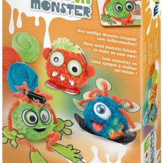 Pompom Monster