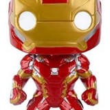 Jucarii - Figurina Pop Vinyl Captain America 3 Civil War Iron Man