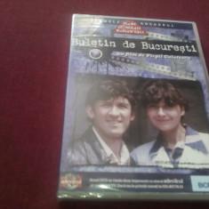 XXX FILM DVD BULETIN DE BUCURESTI - Film comedie, Romana