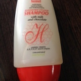 Sampon cu lapte si ciocolata - Shampoo with milk and chocolate 100 ml