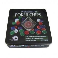 Joc educativ - Joc Poker Cu Jetoane Profesional