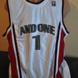Tricou barbati - Maieu Basket AND ONE, AND 1. Player 1. Basketball.