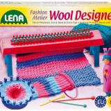 Set de creatie cu lana, Lena