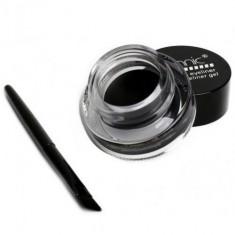 Tuș gel Technic Electric Beauty Gel Eyeliner & Brush - Black - Tus ochi