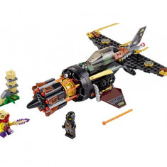 Spargator de piatra (70747) - LEGO Ninjago