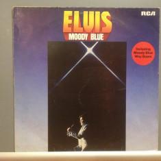 ELVIS PRESLEY - MOODY BLUE (1977/RCA REC /RFG) - disc Vinil/Vinyl - Muzica Rock & Roll rca records
