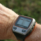 Garmin Ceas Alergare Bicicleta GPS Forerunner 310XT cu banda Heart Rate Monitor - Monitorizare Cardio
