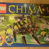 Lego Chima Original 70130 - Masinaria de urmarire a lui Sparratus - Sigilat