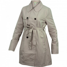 Pardesiu femei adidas Neo ST Coat #1000002096949 - Marime: M
