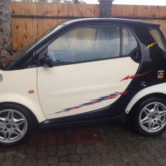 Masina smart de vanzare - Autoturism Smart, An Fabricatie: 2000, Benzina, 144000 km, 600 cmc, FORTWO