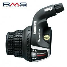 Set comenzi schimbator Shimano Tourney 6V SL-RS35 L+R Cod Produs: 525323600RM