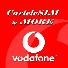 Cartela SIM Vodafone numar 07xy.674.476 cu credit initial 1 euro - Cartela Vodafone