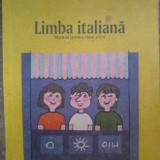 Limba italiana manual pentru clasa a V a - Haritina Gherman - Manual Clasa a V-a, Limbi straine