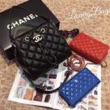 Genti Chanel Drawstring Collection 2016 * LuxuryBags * - Geanta Dama Chanel, Culoare: Din imagine, Marime: Masura unica, Geanta de umar, Piele