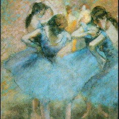 Degas Dans Desen - Contesei de Behague - Autor(i): Paul Valery - Album Pictura