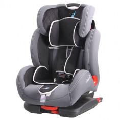 Scaun Auto DiabloFix Isofix 9-36 kg Graphite - Scaun auto bebelusi grupa 0+ (0-13 kg) Caretero