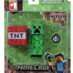 Figurina Minecraft, Creeper
