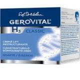 GEROVITAL PLANT H3 CREMA LIFT RESTRUCTURANTA/NOAPTE - Crema antirid