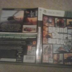 Grand Theft Auto V - GTA 5 - XBOX 360 - Jocuri Xbox 360, Actiune, 18+, MMO
