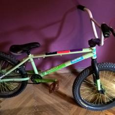 BMX Eastern - Bicicleta BMX Eastern, 20 inch, Numar viteze: 1