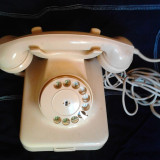 TELEFON VECHI SIEMENS EBONITA ALBA RAR!