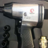 "Pistol pneumatic/ set cheie impact + 17 capete, 1/2 """