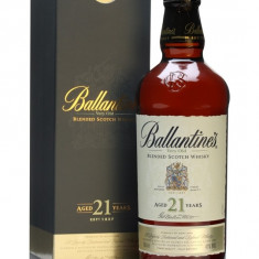 Sticla Whisky Ballantines 21 years old, 70 CL, gr.43