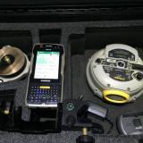 GPS TRIMBLE SPS780 - 5800 L1, L2 RTK ROMPOS cu carnet de teren NAUTIZ